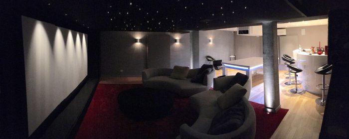 Cinéma 4K + Dolby Atmos